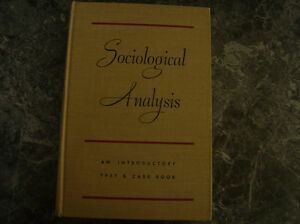 University, Introductory Sociology & Anthropology