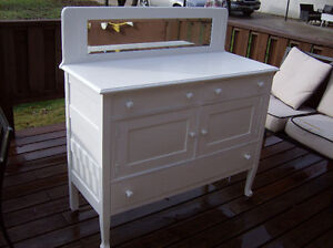 Beautiful White-Buffet, Shelves, Tables,Vanity, Benches