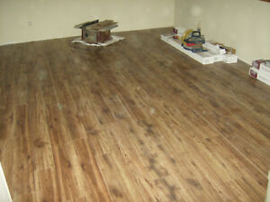 150 sq Quality 12mm Laminate Flooring New in Boxes.