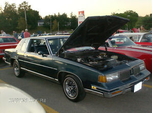 1988 Oldsmobile Cutlass Supreme Classic Coupe Last Year Of GBody