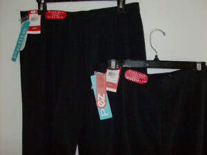 2 Pr Women's Pants - Quality Haggar with Tags On