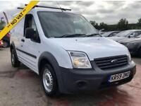 2010 FORD TRANSIT CONNECT T220 1.8 TDCI *NO VAT* FULL SERVICE HISTORY LONG MOT