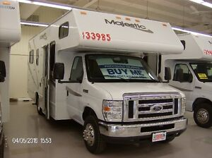 2011 Class C Motorhomes available for SALE!!!