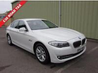 2012 12 BMW 5 SERIES 2.0 520D EFFICIENTDYNAMICS BLUEPERFORMANCE 4DR DIESEL