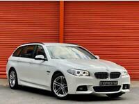 2014 BMW 5 Series 2.0 520d M Sport Touring 5dr Estate Diesel Manual