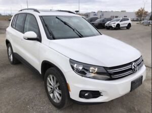 2013 Volkswagen Tiguan 4dr Auto 4Motion No Accidents One Owner