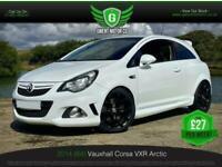 2014 Vauxhall Corsa 1.6 VXR 3d 189 BHP Hatchback Petrol Manual