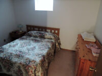 FEMALES ONLY-furnished rental, SEE THIS WEEKEND available now
