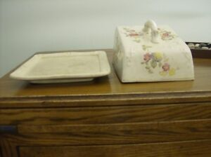 Antique Covered Cheese Dish Kingston Kingston Area image 1