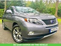 2012 Lexus RX 3.5 450H ADVANCE PAN ROOF 5d AUTO 295 BHP ONLY 39,924 MILES / NO U