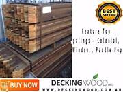 Hardwood Pailing Fencing 100X15 Colinial, WIndsor, Paddle Pop Coopers Plains Brisbane South West Preview