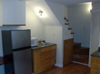 Centrally Located - New 2 Level, 1 Bedroom Apartment For Rent