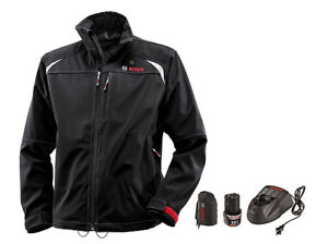 XL 12 Volt Heated Jacket Kit (Battery and Charger Included)