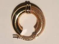 Gold Coloured Earring