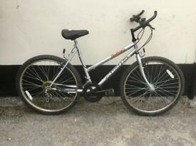 "LADIES APOLLO MOUNTAIN BIKE 18"" FRAME £45"