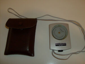Clino Master Clinometer - Vintage Sisteco with Case