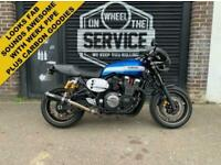2016 66 YAMAHA XJR 1300 ***CAFE RACER WITH PIPE CARBON***