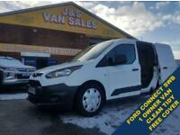 2016 Ford Transit Connect T220 1.5 TDCI 1 OWNER SIDE DOOR AND AIR CON PANEL VAN