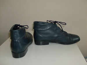 Ladies Leather Ankle Boots and Sketchers - Sizes 7-7.5