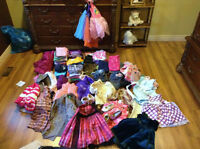 More than you'lll EVER need 4T Girl clothing EXCELLENT condition