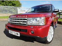2007 Land Rover Range Rover Sport 3.6TD V8 Auto HSE - KMT Cars