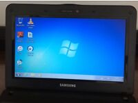 Samsung NB30 plus netbook as new condition