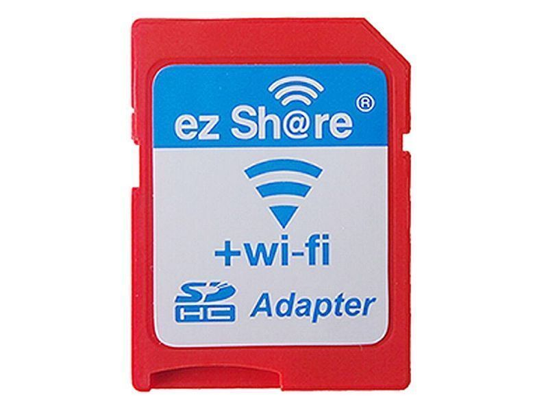 Micro SD Share WiFi Wireless For TF Adapter LAN Flash Memory Reader SDHC ez Card