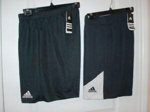 XL Mens -2  New Adidas Mens Shorts + Nike Hockey Jersey