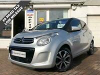 2015 Citroen C1 1.2 PURETECH FLAIR 5d 82 BHP Hatchback Petrol Manual