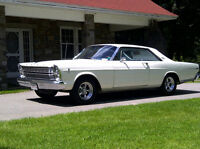1966 Ford Galaxie 500, Original Paint, 3 owner, low mileage