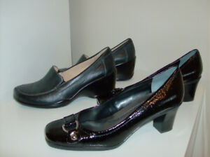 2 Pr. Size 7.5 Woman's Shoes - Naturalizer and Bandolino