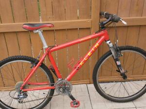Rare Klein Mountain Bike Hard Tail