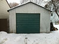 Garage for rent sunnyside for car or storage