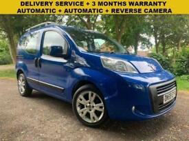 image for FIAT QUBO 1.2 MULTIJET  AUTOMATIC AUTOMATIC EASY WHEEL CHAIR ACCESS