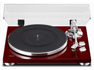 TEAC TN300 ANALOG BELT 2 SP TURNTABLE LP RECORD PLAYER usb pream
