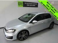 Volkswagen Golf 2.0TDI 184 GTD KEY LESS ENTRY BUY FOR ONLY £68 A WEEK *FINANCE*
