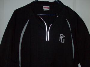 1/2 Price Baseball Jacket by Rawlings - Men's Large