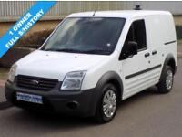 13(13) FORD TRANSIT CONNECT T220 SWB LOW ROOF 1.8 TDCI 75 BHP DIESEL *AIRCON*