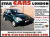 1999 TOYOTA YARIS CDX [PETROL][MANUAL][MOT][HPI CLEAR] Rainham