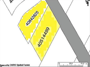 Rare Find! Large Land parcel on a high traffic location