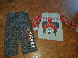 Mickey 18-24 months worn once.