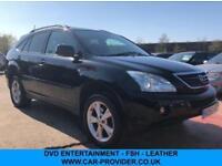 2006 56 LEXUS RX 400H SE-L 3.3 AUTO 5DR 208 BHP-DVD-FSH-LEATHER