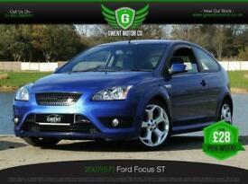 image for 2007 Ford Focus 2.5 ST 3dr HATCHBACK Petrol Manual