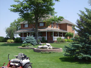 Commercial/residential property for sale in Woodstock area.