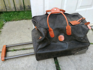 Genuine brics duffle bag