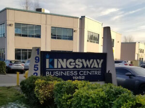 Warehouse in POCO - Kingsway Bus Centre - #102