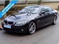 12(12) BMW 3 SERIES 2.0 320D M SPORT COUPE AUTO 181 BHP DIESEL