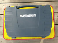 MASTERCRACT Portable Drill ---P a r t i a l  SET