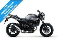 2017 SUZUKI SV 650 X NEW FOR 2018