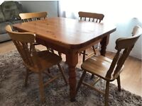 Solid Pine Dining Furniture